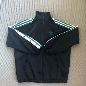 Oversized Adidas Jacket